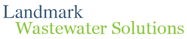 Landmark Wastewater Solutions  Logo